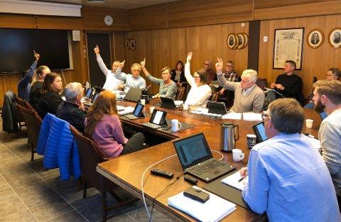 FIKK NEI: Arbeiderpartiet fikk ikke flertall for å bevare storkjøkken i egen kommune i formannskapet mandag.