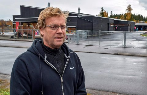 STENGT: Bonderudbakken gårdsbarnehage i Kolbu i Østre Toten er stengt etter at en ansatt har fått påvist koronasmitte. Bildet er tatt i en annen sammenheng.