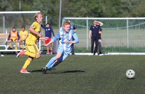 VIKTIG SEIER: Lauritz Ruud og Follo FK 2 tok tre viktige poeng borte mot Vestli.