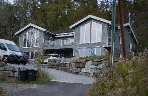 Nedre Bekk vei 28 er solgt for 10,5 millioner kroner.