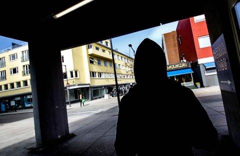 ESKORTE: Kvinne i 30-åra fra Østfold lever et dobbeltliv - hun er både mamma og eskorte. Foto: Terje Holm