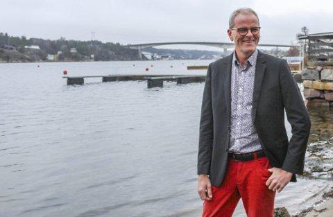 Jon Sanness Andersen er fornøyd med beslutningen som ble gjort vedrørende Randineborg.