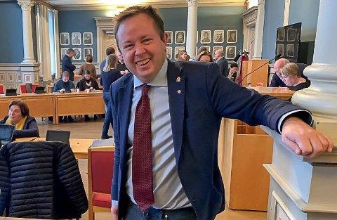 – NOAH sier nå selv at de ikke trenger et deponi i Brevik. Jeg håper denne rapporten fra NOAH gjør at vi snart får det endelige punktum i deponisaken. Da kan befolkningen i Brevik og Grenland endelig få ro og fred, sier porsgrunnsordfører Robin Kåss.