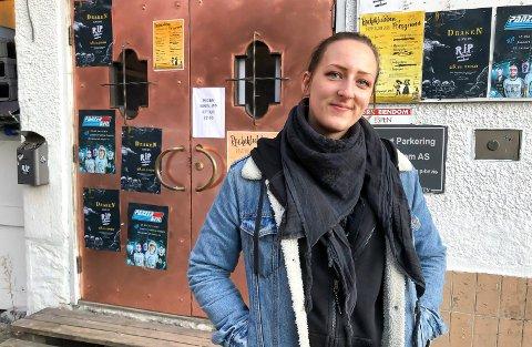 LEDER: Heidi Bekkevold er leder for RiP.