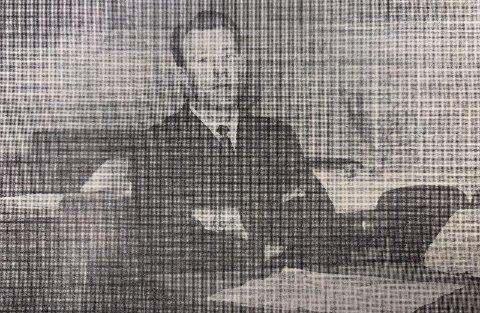 STAR I BREVIK: Den nye verten på Star, Bjarne Bergstø, tidligere ansatt som hovmester ved Vic.