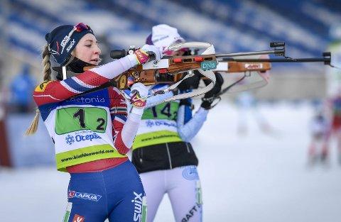 Lørdag er det nye sjanser for skiskytterne. Da er det jaktstart. Søndag er det fellesstart.