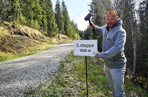 Blir det forhold for å arrangere en normal Celsastafett, vil løpet bli utsatt til i august eller september, opplyser Celsa BILs Eirik Bjørkmo.