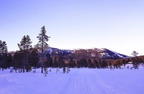 På Vikefjell blir det kjørt opp skiløyper julaften.