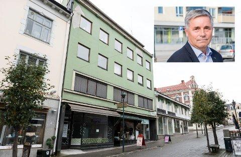 Solgt: Stabells gate 4 er solgt for 18,7 millioner kroner fra Ingrid Elisabeth Briseid og Arnemannsv 7 As til Tronrud Eiendom As og Haakon Tronrud (innfelt)