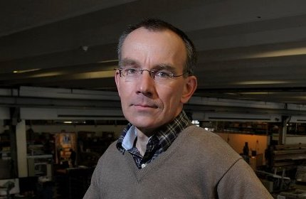 STYREMEDLEM: Kjetil Gjerdalen er nytt medlem i styret til Ringerike Næringsforening.