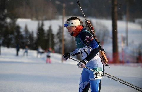UNGDOMS-OL: Tuva er tatt ut som reserve til ungdoms-OL, men det er fortsatt en sjanse for at hun får være med.