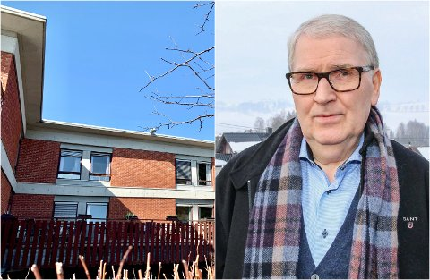 DELTOK I BEGRAVELSE: En ansatt ved Solgløtt deltok i en begravelse tirsdag. Nå er 18 ansatte og sju fra begravelsen satt i karantene.