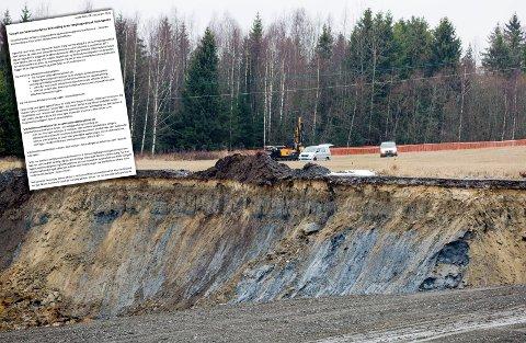 OMKOM: Tre personer mistet livet i kvikkleireskredet på Asak i tidligere Sørum kommune i 2016.