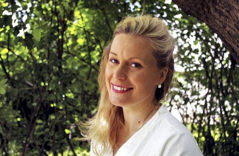 POPULÆR SOLIST: Katharina Frogner Kockum skal synge Ave Maria i Slemmestad kirke søndag. Arkivfoto: Per D. Zaring