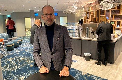 SKAL GRANSKE: Advokat Jan Fougner er den som skal granske varslingssaken i Vestfold og Telemark fylkeskommune.