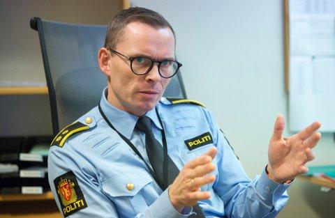 Seksjonssjef etterforskning Geir Willadsen ved politistasjonen i Fredrikstad etterlyser vitner til ulykken.Foto:Arkiv