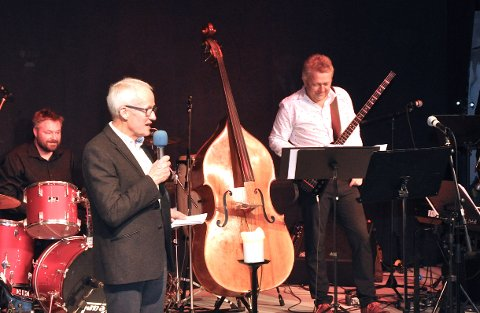 GJE OPP-MODUS: Eldfinn Austigard er glad i å arrangera konsertar, men det siste året har det vore vanskelegare.