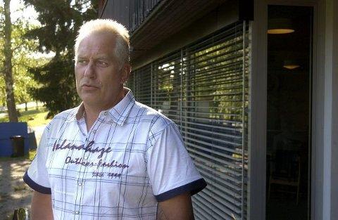 Sauherads eks-lensmann Petter Eggerud er død.