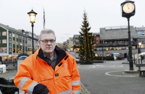 Petter Ingeberg i Kristiansund kommune.