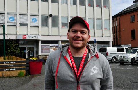Sjefsvaktbikkje i Møre og Romsdal, Kent Logan Jelle har holdt på siden 2007.