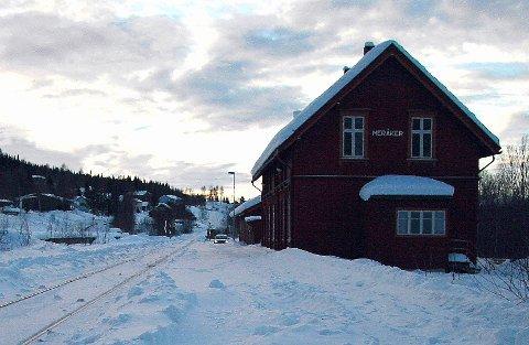 KULDEBØLGE: I Meråker målte de vinterens laveste temperatur for vinteren med 20,3 minusgrader natt til torsdag.