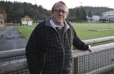 Høyres valgliste: Styreleder Birger Eggen synes det er trist at Rune Hegstad har trukket seg fra valglista. Arkivfoto