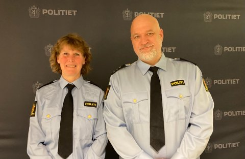 Kari Nærum og Vetle Gundersen er to erfarne politibetjenter som er i gang med å etterforske saker knyttet til dyrevelferd.