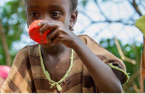 Pengene fra aksjonen gjør det mulig for Kirkens Nødhjelp å være til stede med rent vann i katastrofer.