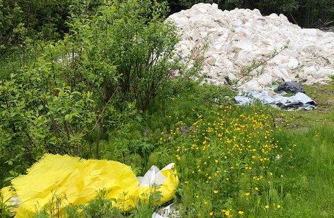 Plast: Landbruksplasten må samles inn, men hvordan skal dette gjøres på best mulig måte i Valdres? Skal det være oppsamlingsplasser rundt om, eller skal dette hentes direkte av VKR?