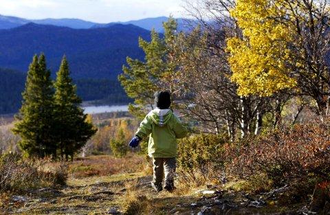 SPREKE BARN: Kjetil Østli mener barn orker mer enn foreldrene tror.  FOTO: Ingar Storfjell / Aftenposten / NTB scanpix /