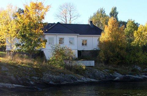 Nesoddtangen gård: Foreslått nedlagt i budsjettet.