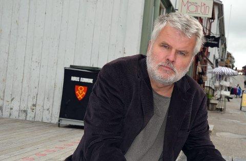 Ønsker bom: Bjørn Salvesen (SV) vil ha bompenger på fylkesvei 30. Arkivfoto: Guri Jortveit