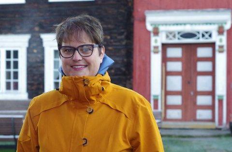 ORDFØRER: Ragnhild Aashaug (Sp) er ordfører i Tolga.