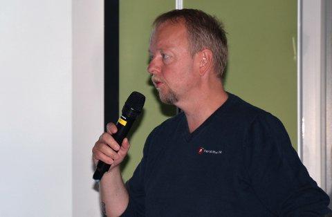 Roger Bach (Frp)  er stolt over  ungdomsrådets klimakrav.