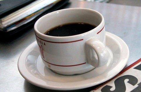 """Kaffeavtelen """"Kopp som du er"""" lar deg bruke din egen favorittkopp for påfyll av kaffe på Shell sine stasjoner."""