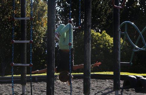 Vokser: Flere barn lever i hus-holdninger med lav inntekt.