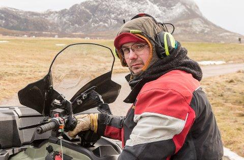 Reineier Per Guttorm Kuhmunen fikk medhold i sin protest mot Fylkesmannens tvangsmulkt.