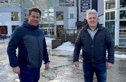 Henrykt: Nå er det snart ikke noen tvil: Det blir flyplass i Bodø. Det mener i hvert fall Elnar Remi Holmen i BRUS.