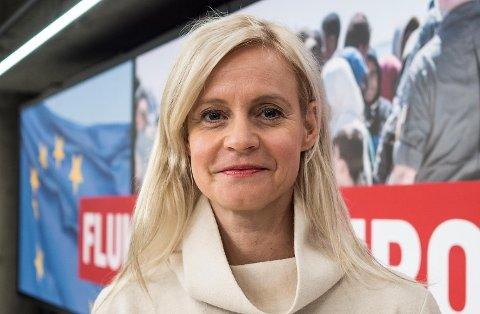 Karianne Solbrække er forbannet og vil trakasseringen av unge kvinner til livs i TV 2. Hun har selv møtt machomiljøet i bransjen.
