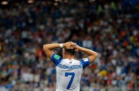 VM endte i skuffelse for Island.