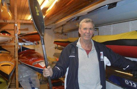 Asbjørn Berland ble kåret til årets ildsjel av Bergen kommune for 2020. Dessverre gikk den arbeidsomme 70-åringen bort i november etter to års kamp mot kreftsykdom.