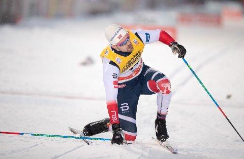 NY MULIGHET: Sondre Turvoll Fossli får nok en mulighet til å overbevise i verdenscupen til helga.