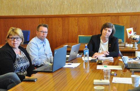 VIL DISKUTERE INNSTILLINGEN: Rådmann Raymond Robertsen har bedt om et lukka arbeidsmøte med planutvalget der områdeplanen for Nordkapphalvøya skal diskuteres.