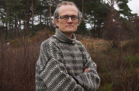 Sturle Sunde blir nekta å vere kunde hos Nordea og går til sak mot dei.