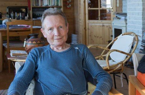 RASAR: Karl-Jan Erstad er ein av dei 18 som har klaga inn Fjaler kommune sitt vindkraftvedtak på Lutelandet. Han meiner Statsforvaltaren sitt vedtak vitnar om påverknad frå høgare hald.