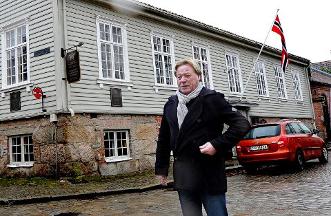 Aksjonær Roar Steen Edvardsen bekrefter at han og et flertall blant de 11 eierne ønsker endringer i styret.