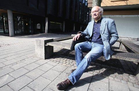 Festivalleder: Paul René Roestad er igjen klar for dokumentarfilmfestivalen Nordic Docs i Fredrikstad i perioden 26. til 29. mai.Arkivfoto: Are Bye