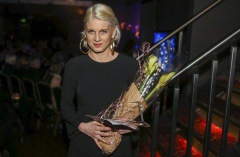VANT I 2016:  Skuespiller og dramatiker Victoria Fredrikke Schou Røising stakk av med Fredrikstad kommunes kulturstipend. Stipendet er på 25.000 kroner og skal brukes for å videreutvikle egne prosjekter.