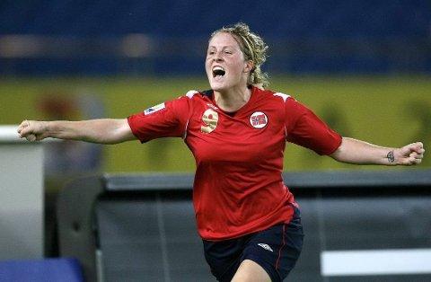 Isabell Herlovsen vender tilbake til Norge etter en sesong i Kina.