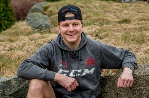 Andreas Heier har skrevet under på en ny Stjernen-kontrakt.